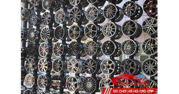 Báo giá Lazang, Mâm xe ô tô ( Xe hơi ) giá rẻ tại Hà Nội