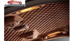 Dán trần xe ô tô bằng những chất liệu gì ?