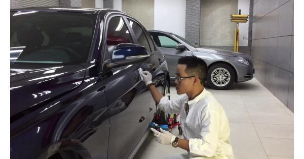 Đánh bóng xe ô tô chuyên nghiệp giá rẻ tại Hà Nội