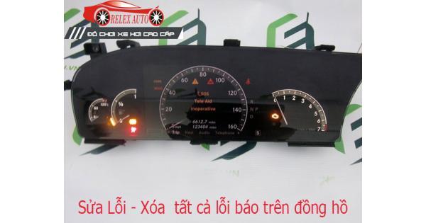 Dịch vụ tua Đồng Hồ ô tô giá rẻ tại Hà Nội
