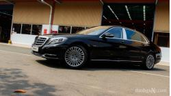 Độ lazang mân xemMercedes Benz Maybach các dòng khách nhau tại Đức Mạnh Auto