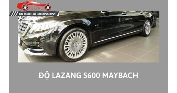 Bật mí địa điểm độ Lazang S600 Maybach uy tín chất lượng tại Hà Nội