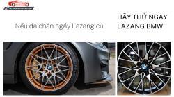 Độ lazang xe BMW cực chất - bạn nên thử ngay nếu đã chán Lazang cũ