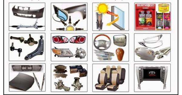 Những mặt hàng cần thiết khi bạn mở cửa hàng nội thất ô tô