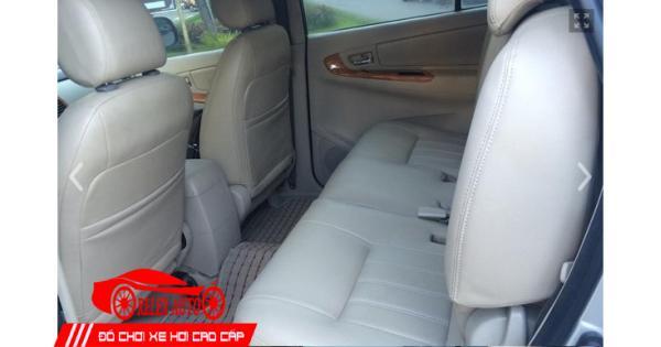 Phục hồi ghế da ô tô tại Hà Nội
