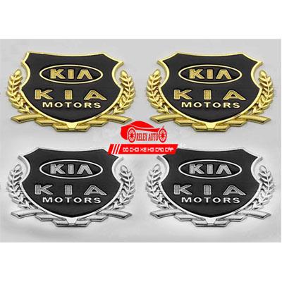 Biểu tượng Logo bông lúa hãng KIA