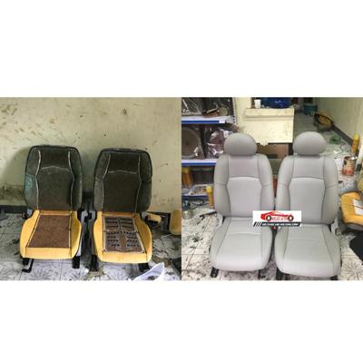 Bọc ghế da cho xe Mercedes C200