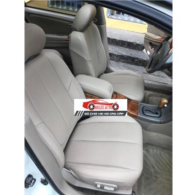 Bọc ghế da cho xe Nissan Vip - Cefiro 2003