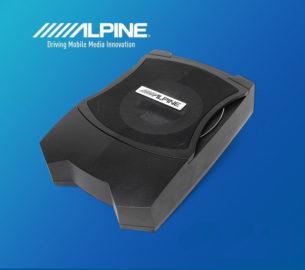 Loa sub gầm ghế Alpine PWE-T0800C