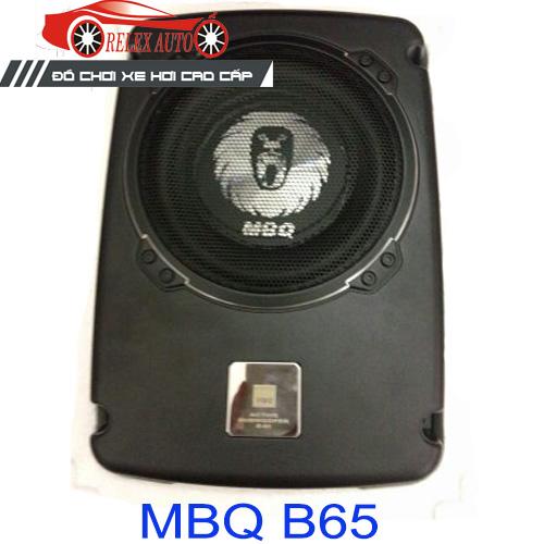 Loa sub gầm ghế MBQ hình B65