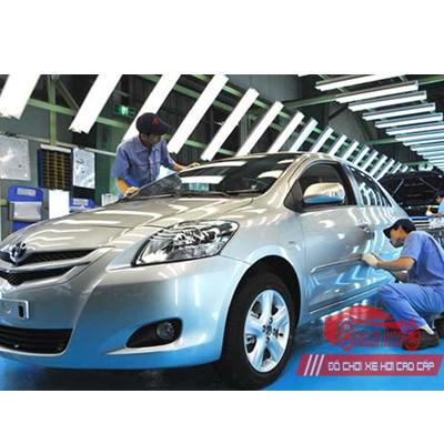 Báo giá sơn xe ô tô bị xước tại Hà Nội
