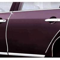 Nẹp mạ crom chữ U dán trang trí xe