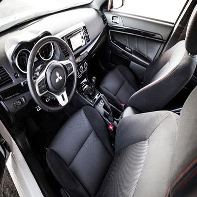 Bọc ghế da cho xe Mitsubishi Lancer