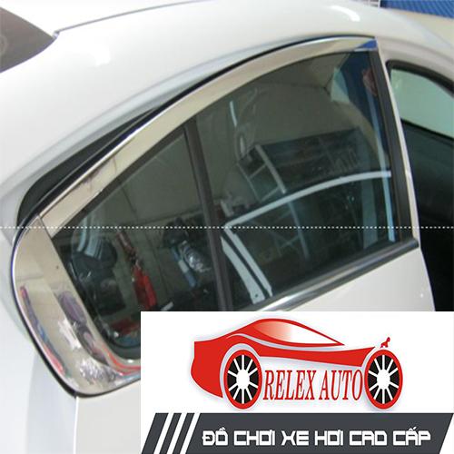 Nẹp cong kính theo xe Kia K3