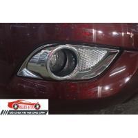 Viền đèn gầm mạ Mazda BT50