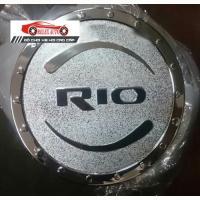 Ốp trang trí nắp bình xăng nhựa mạ Kia Rio