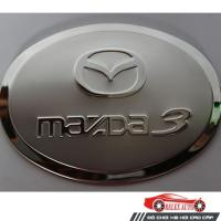 Ốp trang trí nắp bình xăng Mazda 3 TL