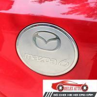 Ốp trang trí nắp bình xăng Mazda 6 TL