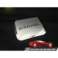 Ốp trang trí nắp bình xăng Nissan X-trail TL