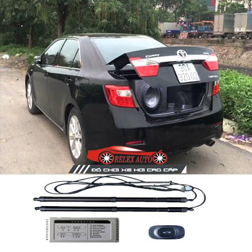 Độ cốp điện tự động Toyota Camry