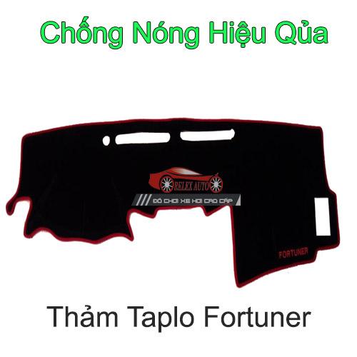 Thảm Taplo Fortuner