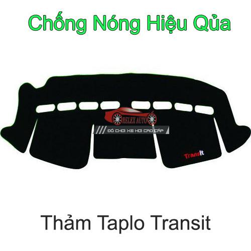 Thảm Taplo Ford Transit