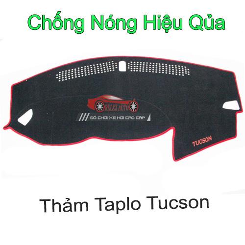 Thảm Taplo Huyndai Tucson