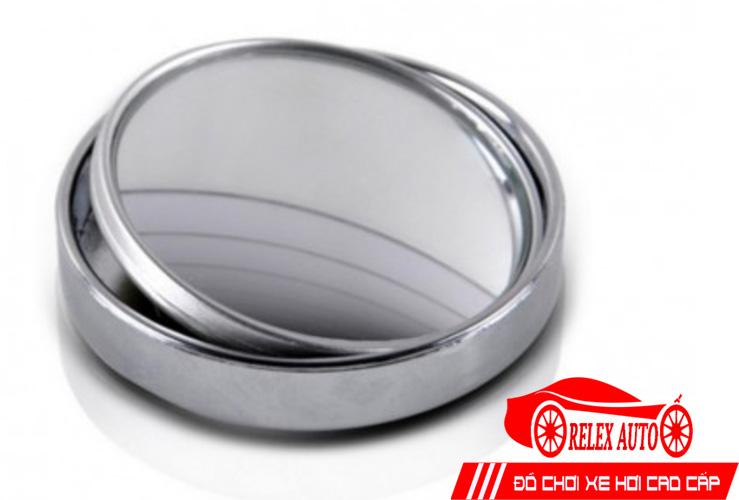 Gương cầu tròn 360 độ có viền
