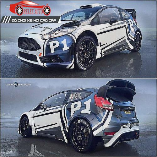 Tem Dán Xe ô Tô hình Sport P1