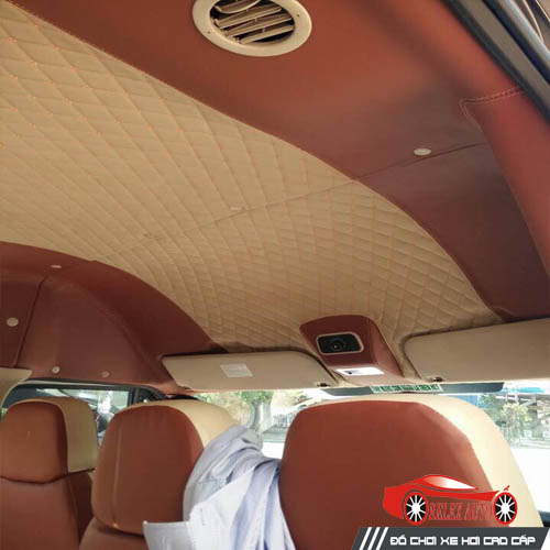 Báo giá bọc trần ô tô tại Hà Nội