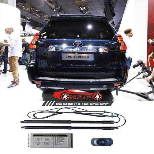 Độ cốp điện tự động Toyota Land Cruiser