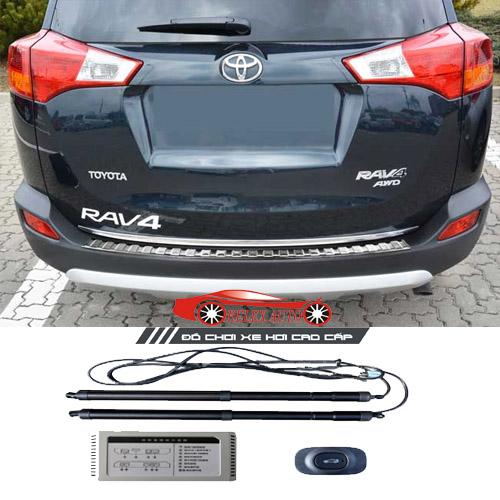 Độ cốp điện tự động Toyota RAV4