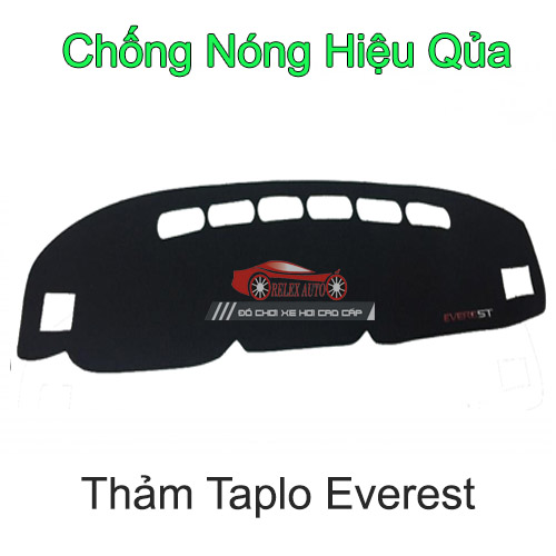 Thảm Taplo Ford Everest