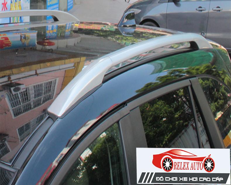 Giá nóc cao bắt víttheo xe Mazda CX5