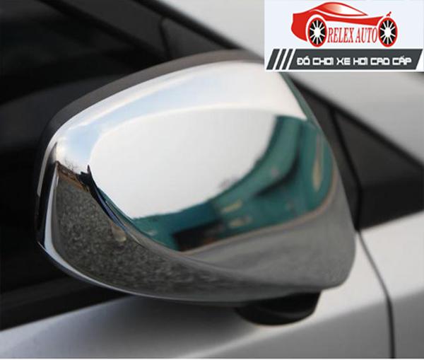Ốp gương theo xe Accent cao cấp