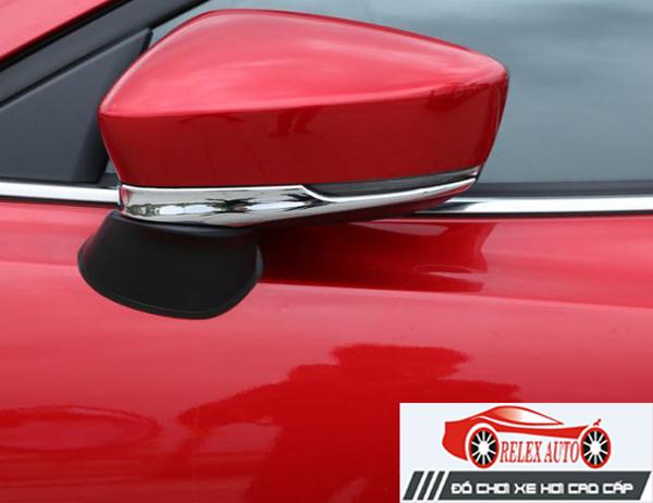 Ốp gương cao cấp theo xe Mazda3 2017