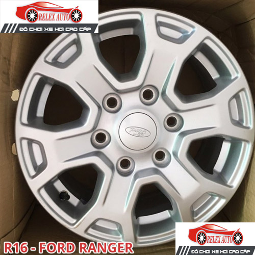 Lazang 16 Inch theo xe Ford Ranger
