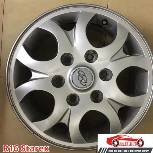 Lazang 16 Inch theo xe Starex