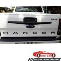 Tay mở cốp đen Ford Ranger