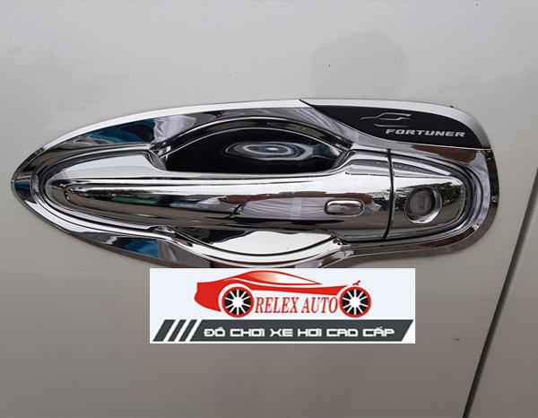 Hõm cửa theo xe GT Fortuner 2017