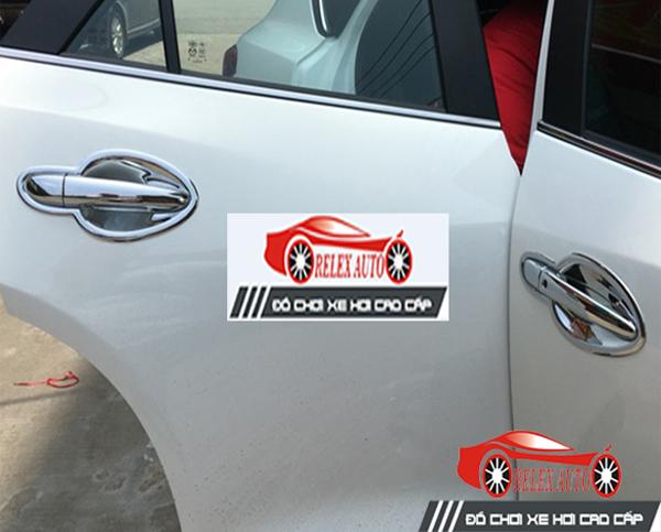 Hõm cửa theo xe CX5/ Mazda6 cao cấp