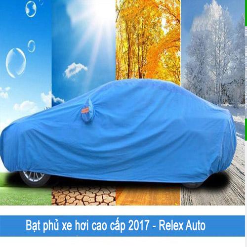 Bạt phủ chống nóng xe hơi Relex05 - 2018