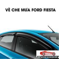 Vè mưa chỉ mạ 5 cửa Ford Fiesta