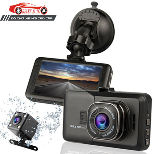 Camera hành trinh Vehicle Blackbox DVR