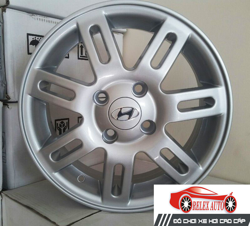 Lazang, Mâm đúc 14 Inch theo Xe Hyundai Getz