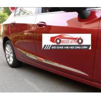 Nẹp sườn Chevrolet Cruze