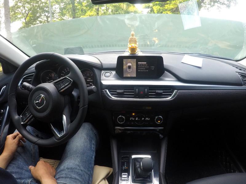 Camera 360 Oris cho xe Mazda 6 Facelift