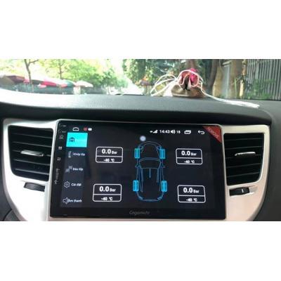 DVD Cogamichi C900 cao cấp cho xe Tucson 2019