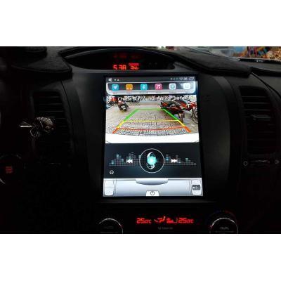 DVD Tesla cho xe Kia Cerato 2017