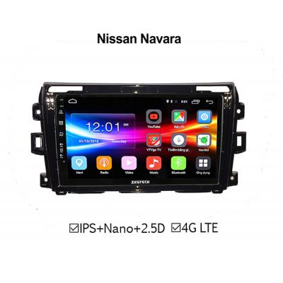 DVD Android ZESTECH Nissan Navara